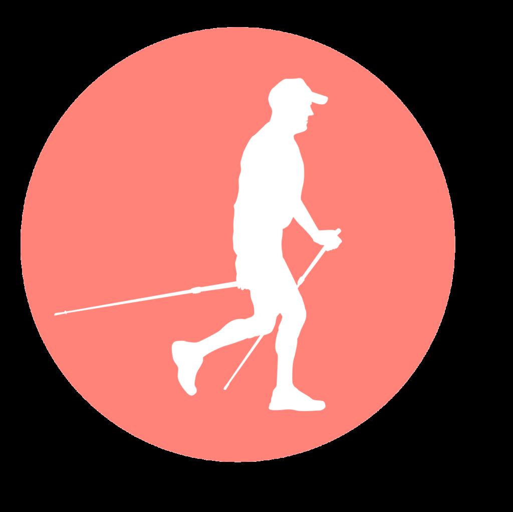 nordic walking warszawa treningi z kijami kursy