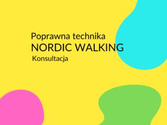 Konsultacja technika nordic walking warszawa